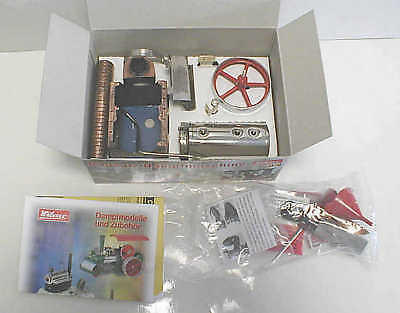 WILESCO D5 NEW TOY STEAM ENGINE KIT - NEW - Made in Germany - Toy Engine Kit