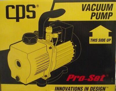 Cps Vp8d Pro-set 2-stage Vacuum Pump 8 Cfm