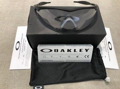 Oakley M Frame Strike 11-161 Black Frame / Clear Lens Sunglasses