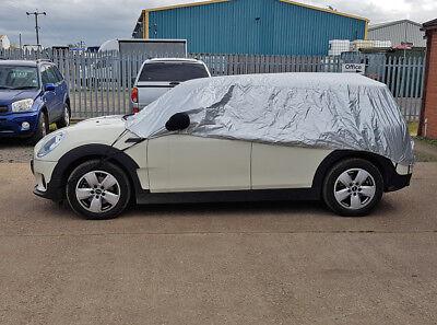 BMW Mini Cabrio Gen 1 /& 2 2005-2016 Half Size Car Cover