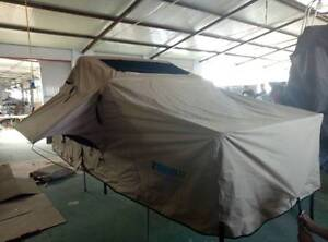 BRAND NEW 2017 ROOF TOP TENT WITH DROP DOWN SKIRT AND SKYLIGHT Midvale Mundaring Area Preview