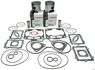 Bore Polaris 440 Pro X 2001-2004 Wiseco Top-End Piston Kit 66mm Std