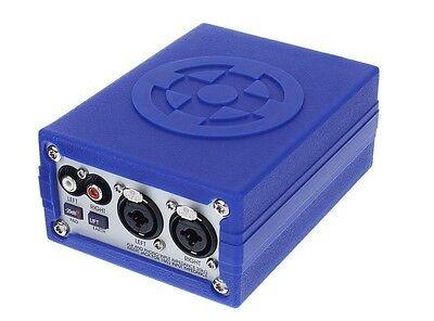Klark Teknik DN-200 - Dual DI-Box
