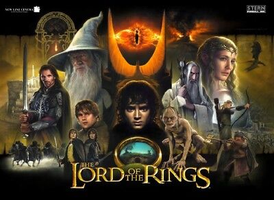LORD of the RINGS Complete LED Lighting Kit custom SUPER BRIGHT PINBALL LED KIT