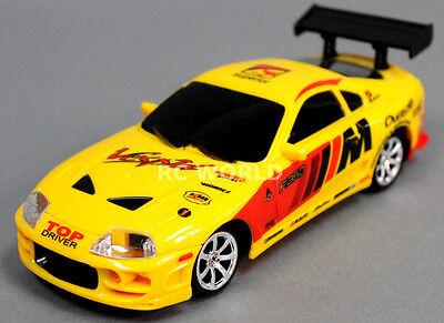 Rc Radio Control Drift Car Toyota Supra Turbo Drift Fast