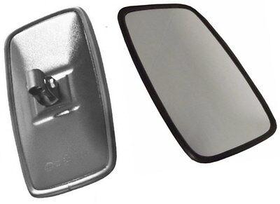 2 Stück Rückspiegel Außenspiegel Spiegel Traktor LKW Bagger 285x155mm 0015
