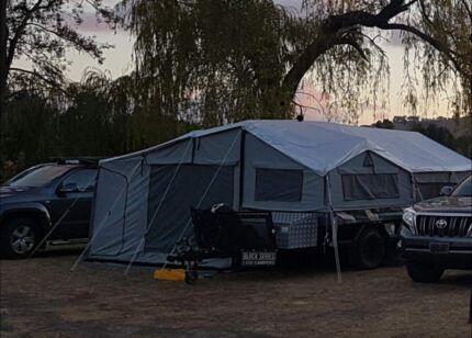 2015 Black Series Extreme Commando Camper Trailer East Maitland Maitland Area Preview