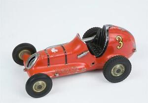 vintage toy race cars