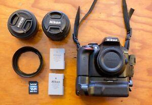 Nikon D3300 DSLR with the lot Kingston Beach Kingborough Area Preview