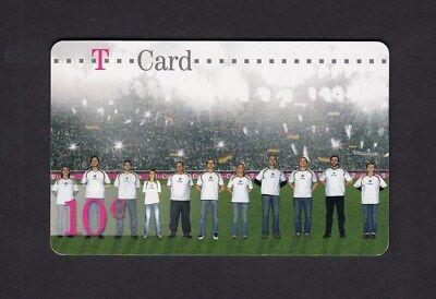 T -  Card  Deutsche Telekom ,  Fußball   ..  von 2006   gebraucht kaufen  Deutschland