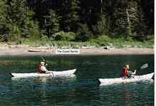 Oru Bay+ Folding Kayak Wentworth Falls Blue Mountains Preview