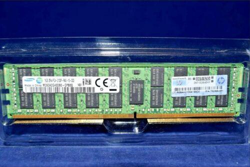 726719-B21 HPE 16GB 2Rx4 PC4-17000 DDR4-2133Mhz ECC Registered RDIMM 752369-081