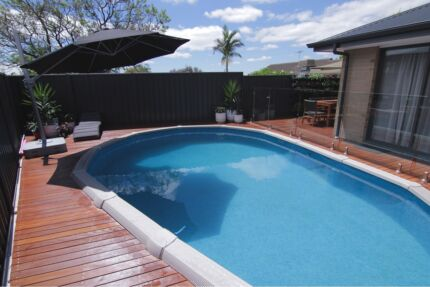 POOL INSTALLATION - BY POSEIDON ABOVE GROUND POOLS