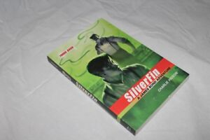 Young Bond Silverfin Book