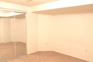 Spacious 1 Bedroom Basement Apartment (Markham and Steeles)