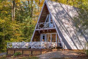 Aframe Cottage