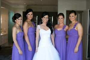Alfred Angelo Formal Dress Lilac Cannon Hill Brisbane South East Preview