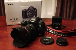 Canon EOS 5D MkIII EF24-105 f4 IS L