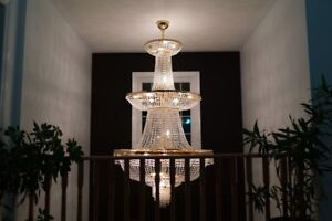 Crystal Chandelier | Buy & Sell Items, Tickets or Tech in ...