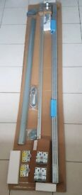 Sliding wardrobe wheel kit by Hettich