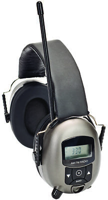 Msa Safety Works 10121816 Digital Mp3amfm Stereo Hearing Protector