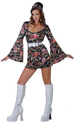 ostüm  NEU - Damen Karneval Fasching Verkleidung Kostüm (Kostüme 1970)