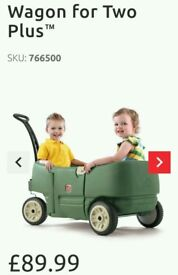 STEP 2 RIDE ON WAGON