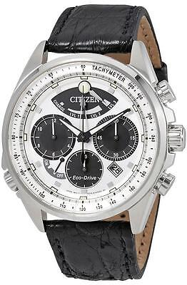 Citizen Eco-Drive Limited Edition Calibre 2100 Leather Mens Watch AV0060-00A