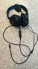 Turtle Beach Ear Force Recon 50P Stereo Gaming Headset (PS4/Xbox One) CAN POST/DELIVER