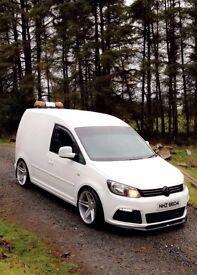 2011 Volkswagen Caddy £6000