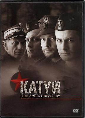 Katyn (dvd) 2007 Andrzej Wajda Polski Polish