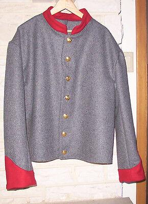 Confederate Artillery Shell Jacket,  Civil War, New