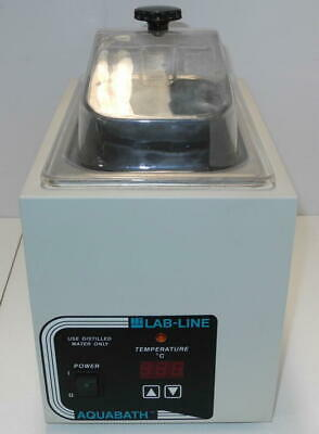 Lab Line Aquabath Digital Heating Bath 18002