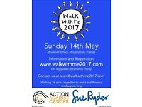 WalkWithMe 2017 - Walking together to make a difference