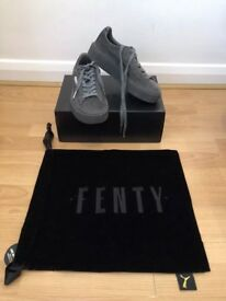 Puma x fenty creeper, grey UK 4