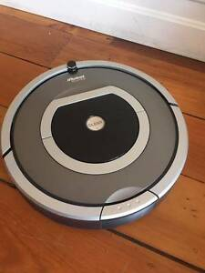 iRobot Roomba 780 Robotic Vacuum Cleaner Black Richmond Yarra Area Preview