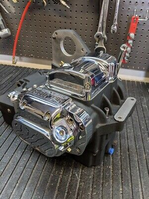 Baker OD6 6 Speed Complete Transmission Harley FLH 1993-98
