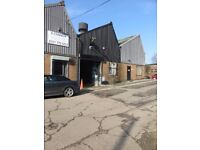 1500 sq ft Warehouse / Industrial Unit / Commercial / To Let / For Rent