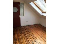 Super bright top floor work studio in The Hive, Finnieston