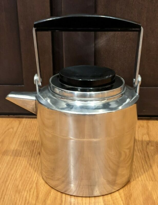 RARE Knobler Metal Tea Kettle - Taiwan