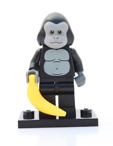 NEW LEGO MINIFIGURES SERIES 3 8803 - Gorilla Suit Man