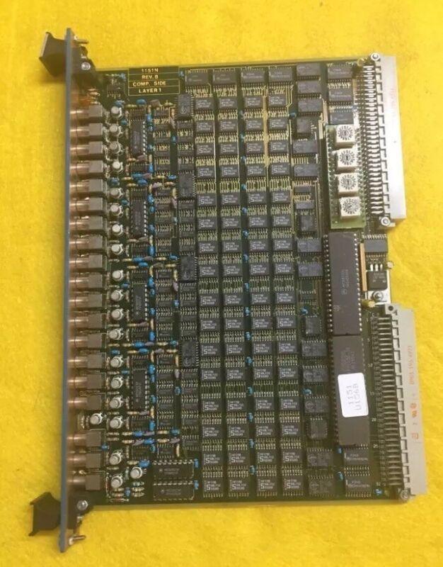 LeCroy Riser Board Card A84538 AB4538 Rev. B 1151N