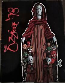 Ozzy Osbourne 98 programme