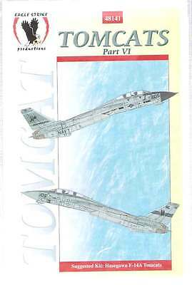 Eagle Strike Decals 1/48 Tomcats Part VI 48141