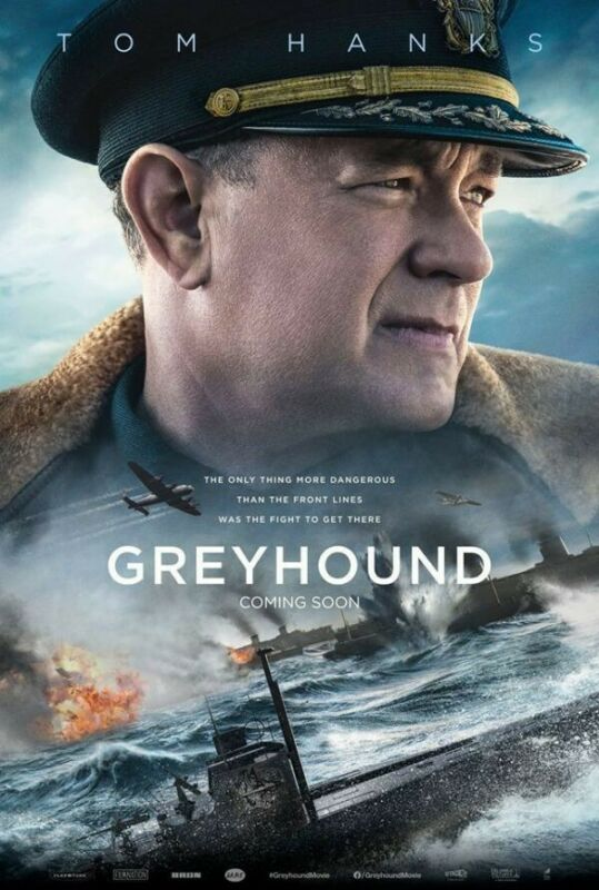 Greyhound DVD plus bonus DVD News of The World | New | Tom Hanks