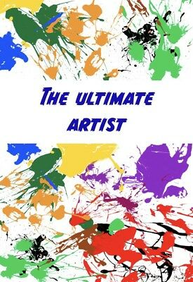 25 - The Ultimate Artist Tracts evangelism gospel tracts bible tracts