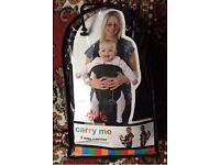 Red Kite 3 Way Baby Carrier Black