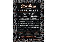 1x Ticket For SLAMDUNK Festival Leeds