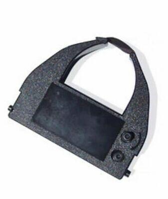 3 Amano Time Clock Ribbons Black Microdermrmjr New In Sealed Bag