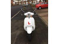 Lexmoto Vienna 125 cc
